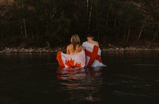 Sylvan Lake Couples Photographer
